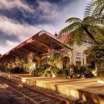 Kuranda scenic Railway Station, North Queensland Australia