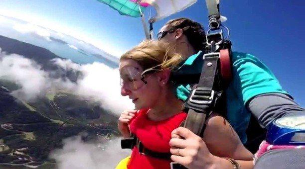 Whitsundays Skydive