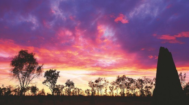 Sunset Cape York North Queensland, Australia