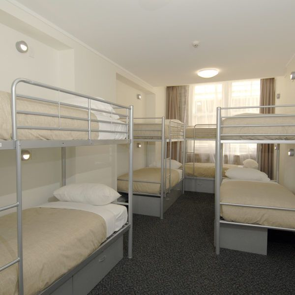 Dorm room @ Base Sydney