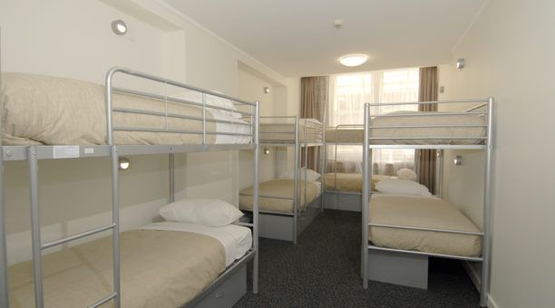 Dorm room @ Base Sydney