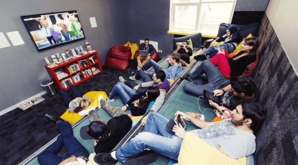 TV Room @ United