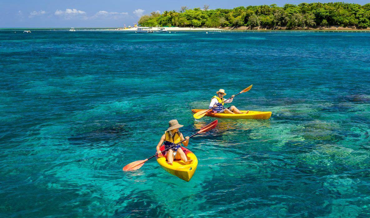 Green Island Travel Tours Australia