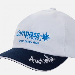 Compass Cruises White Cap front