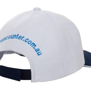 Reef Encounter White Cap back