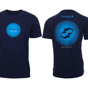 Compass Cruises Hammerhead Tshirt