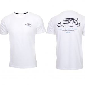 Reef Encounter White Tshirt