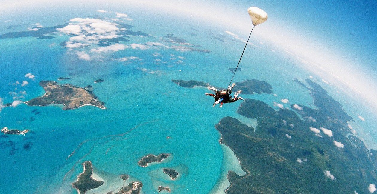 Airlie Beach Skydive - The Ultimate Adrenaline Adventure - DO IT TODAY
