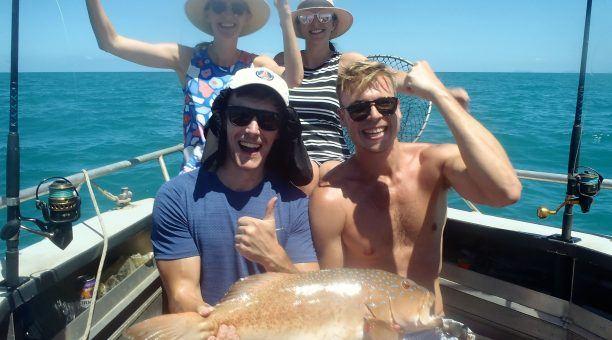 Port Douglas Sportfishing Half Day Tour
