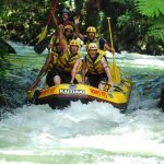 White Water Rafting is an extreme adventure sport and tonnes of fun it is a great team building sport. Australia boosts some fantastic white water rafting sites.