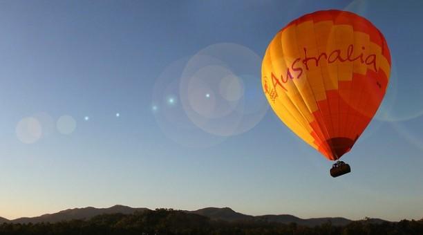 Hot Air Balloon Tour Port Douglas