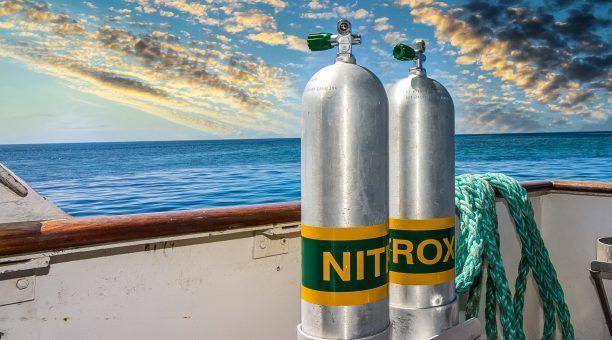 Nitrox available