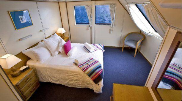 Luxury Top Deck Double