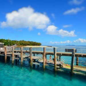 Green Island and Great Barrier Reef Adventure