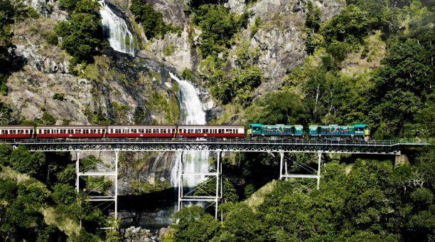 Kuranda Scenic Railway Stony Creek Falls