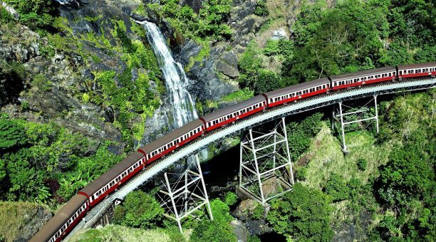 Kuranda Skyrail and Train