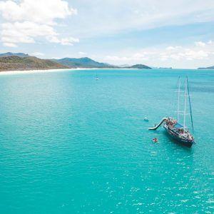Whitsunday Overnight Sailing Adventure