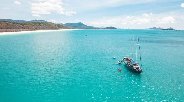 Whitsunday Overnight Sailing Adventure